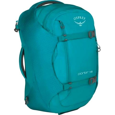 Water Resistant Travel Backpack