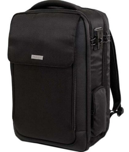 Dual Laptop Bag With Wheels