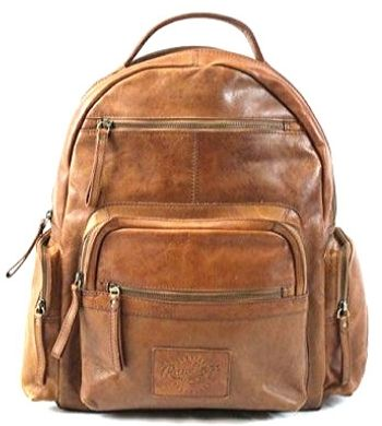 Women's Backpack With Trolley Sleeve