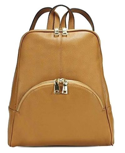 Women's Leather Travel Backpack