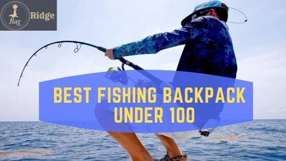 Best Fishing Backpack Under 100