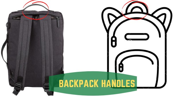 backpack handles
