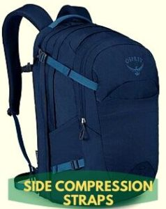 Side Compression Straps