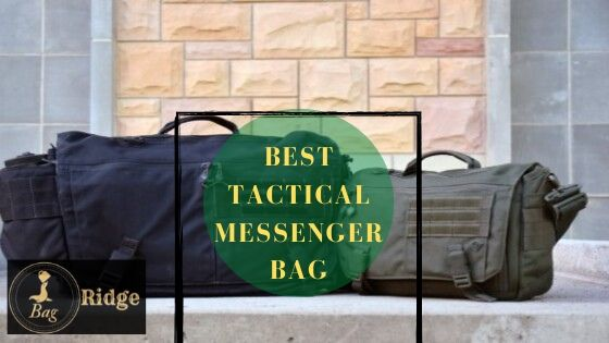 best tactical messenger bag