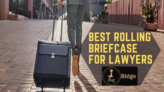 best rolling briefcase for lawyers