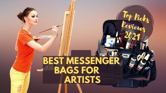 best messenger bag for artists